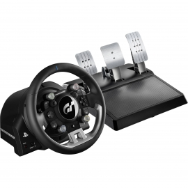 Thrustmaster T-GT - mount and setup
