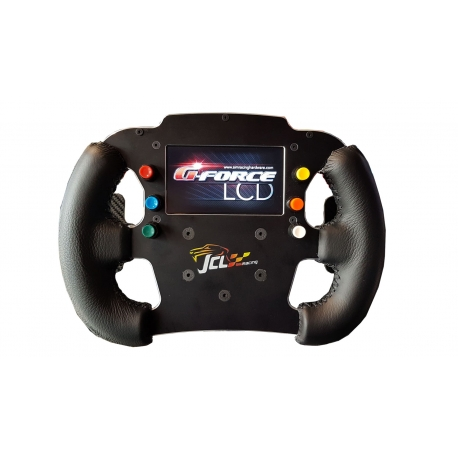 Steering wheel JCL Prototype - mount and setup