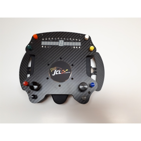 Steering wheel with SLI