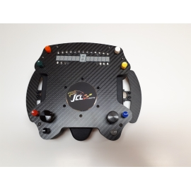 Steering wheel JCL with SLI - mount and setup