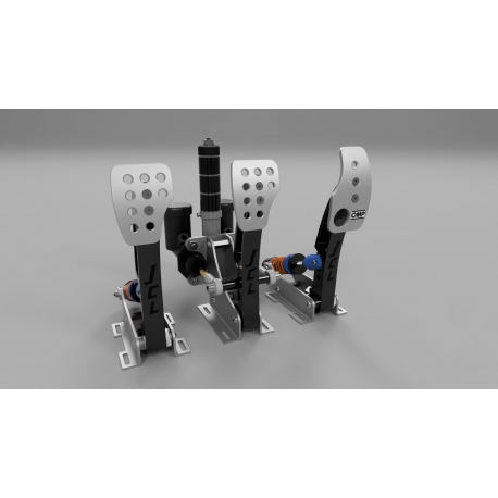 Sim Pedals Ultimate Heusinkveld Engineering - 2 Pedal Set - No Clutch