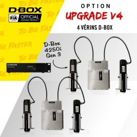 "D-BOX Gen 3 4250i 1.5"" Actuators - Set of 4"