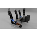 Pedals, gearboxes and handbrake Heusinkveld Engineering