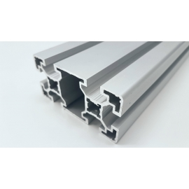 Cutting aluminum profile