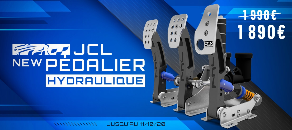 JCL pedals christmas offers